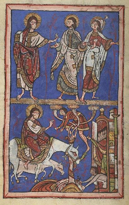 Sacramentaire cathédrale de Limoges