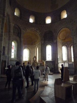 Abbaye Solignac choeur