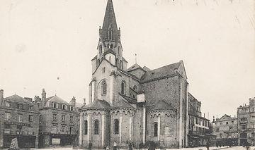 Collégiale de Brive-la-Gaillarde