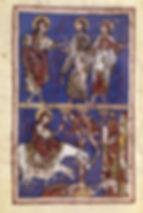 Sacramentaire de la cathédrale de Limoges