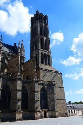 Clocher cahédrale de Limoges
