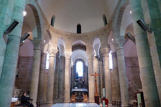 Bénévent l'Abbaye