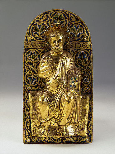 Limoges enamels medieval Grandmont