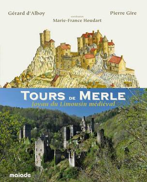 """Sortie librairie à paraître """"Les Tours de Merle"""""""