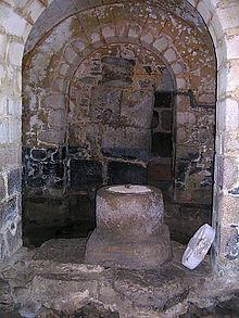 Crypte La Souterraine