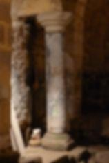 Crypte de l'Abbaye de La Souterraine