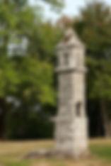 Lanterne des morts Saint Goussaud