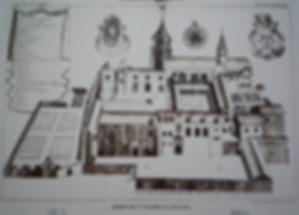 Abbaye Solignac plan