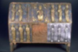 Châsse émaillée de l'abbaye du Chalard
