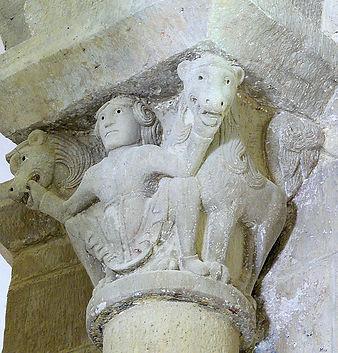 Chapiteau Saint Robert