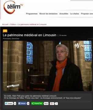Limousin médiéval sur Télim !
