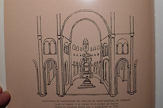 Choeur Abbaye Saint-Martial de Limoges