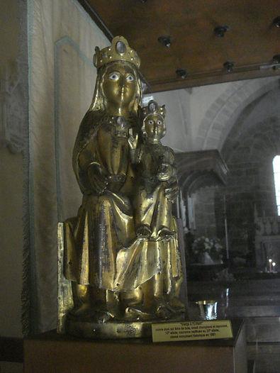 vierge de Breuilhaufa