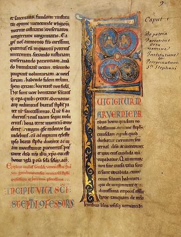 speculum grandimontis abbaye de Grandmont