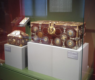 Exposition : Les émaux de Limoges à décor profane. Autour des collections du cardinal Guala Bicchier