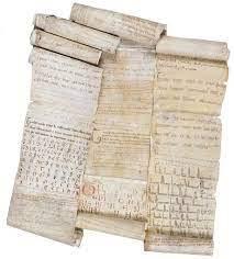 Connaissez-vous le rouleau des morts de l'abbaye de Solignac ?