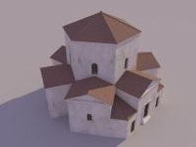Cathédrale de Limoges baptistère