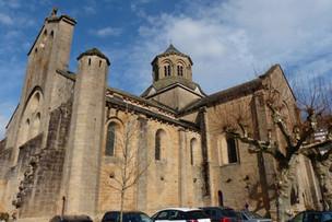 Vivier de l'abbaye cistercienne d'Aubazine