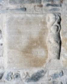 Dalle de l'abbaye d'Uzerche