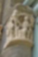 Chapiteau de l'Abbaye de La Souterraine