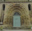 Portail église de La Souterraine
