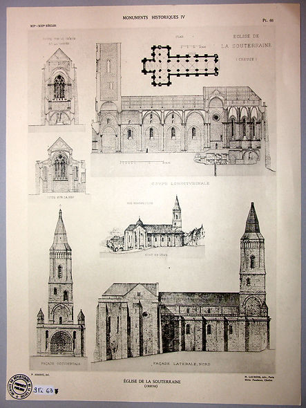 Abbaye de La Souterraine
