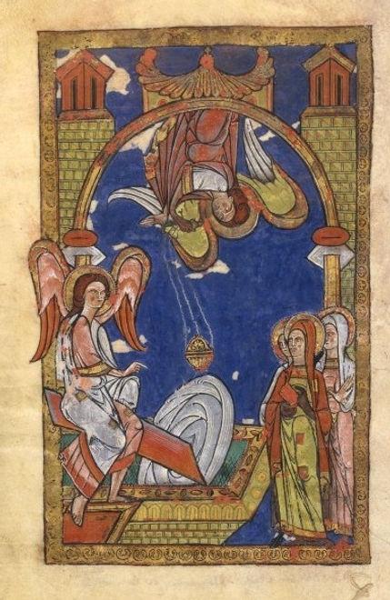 Sacramentaire de Saint-Martial de Limoge