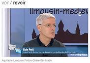France 3 Nouvelle-Aquitaine Médiéval