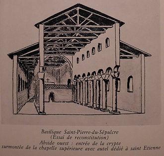 Basilique du Sépulcre Limoges