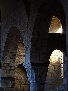 Collégiale Saint-Léonard-de-Noblat voûte