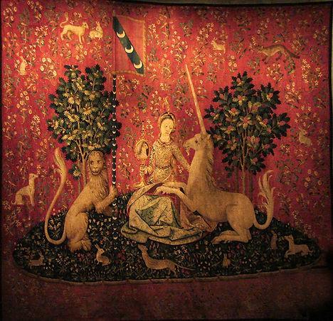 Tapisserie Dame à la Licorne