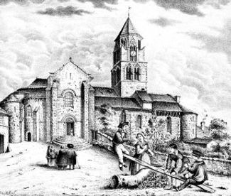 Abbaye Saint-Pierre d'Uzerche