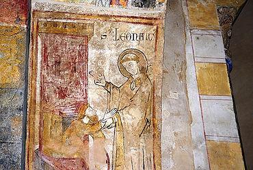 Saint Léonard Lubersac