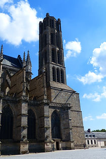 Cloher de la cathédrale de Limoges