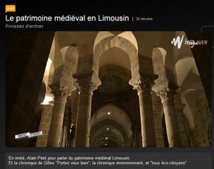 Une déception pour la valorisation du patrimoine Limousin