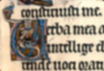 Psautier à l'usage Limoges
