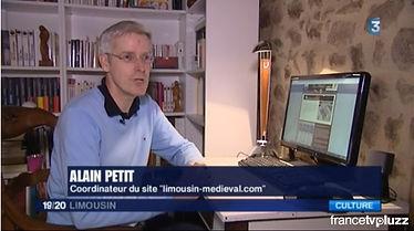Alain PETIT Fondateur du site