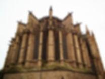 Cathédrale de Limoges chevet