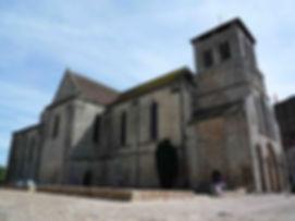 Collégiale de Saint-Yrieix