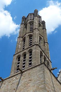 Clocher catédrale Limoges