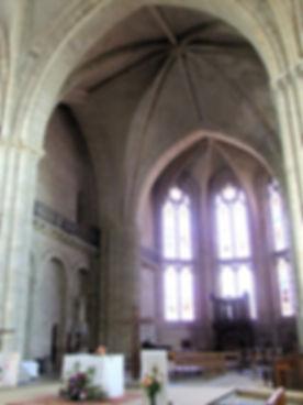 Choeur de la Collégiale de Saint-Yrieix