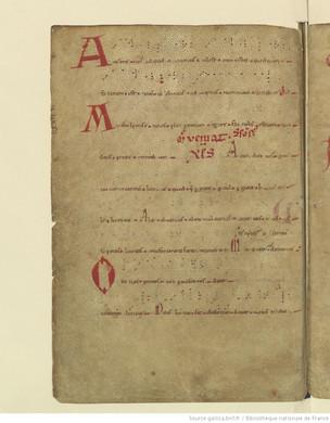 """La musique de l'abbaye de Saint-Martial au coeur d'un colloque de """"haut niveau"""""""