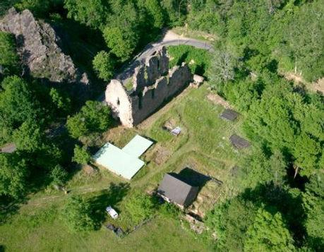 Monastère Coyroux d'Aubazine