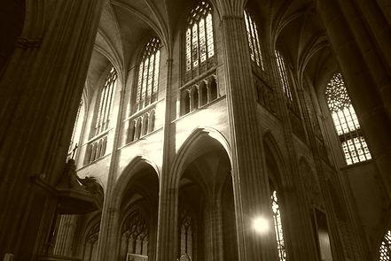 Cathédrale de Limoges nef