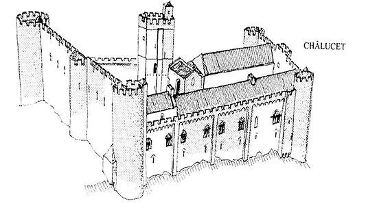 Chateau haut de Chalucet