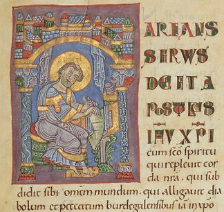 Vita proxilior saint Martial