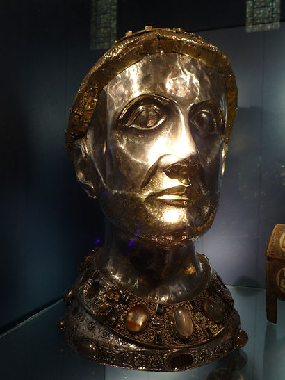 Buste Collégiale de Saint-Yrieix