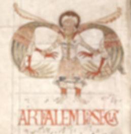 Tropaire abbaye Saint-Martial Limoges