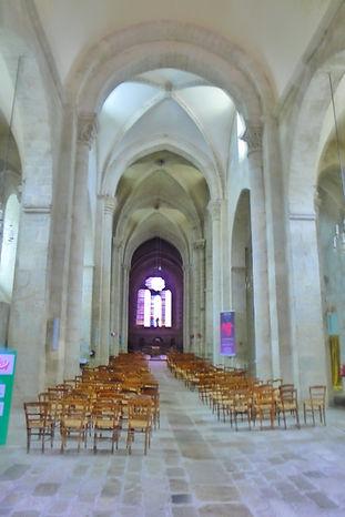 Eglise La Souterraine