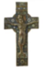 Croix émaillée Enamels MET